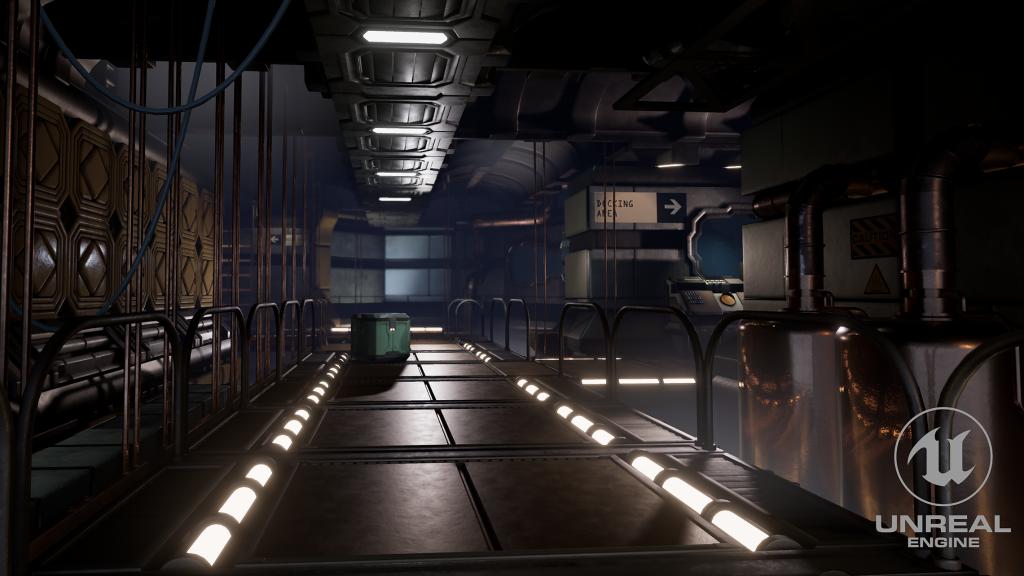 Sci-Fi Scene